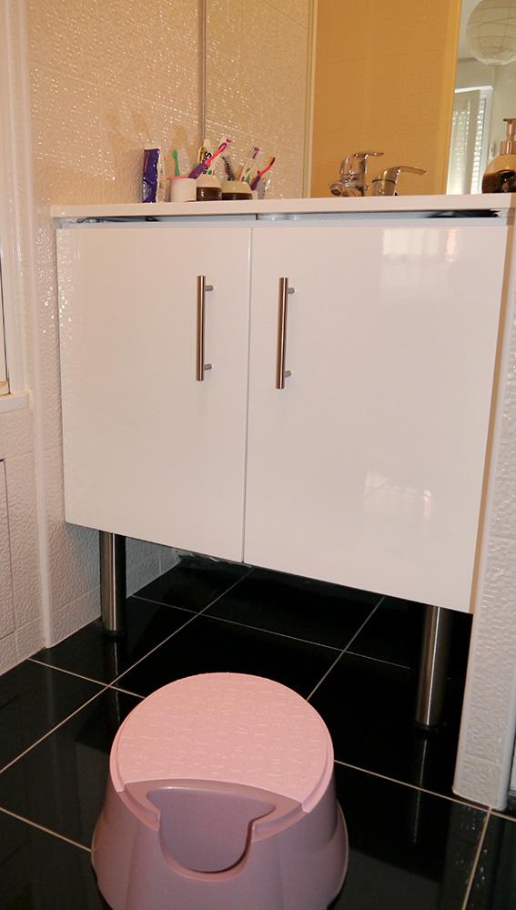 Aménagement intérieur meuble rangement
