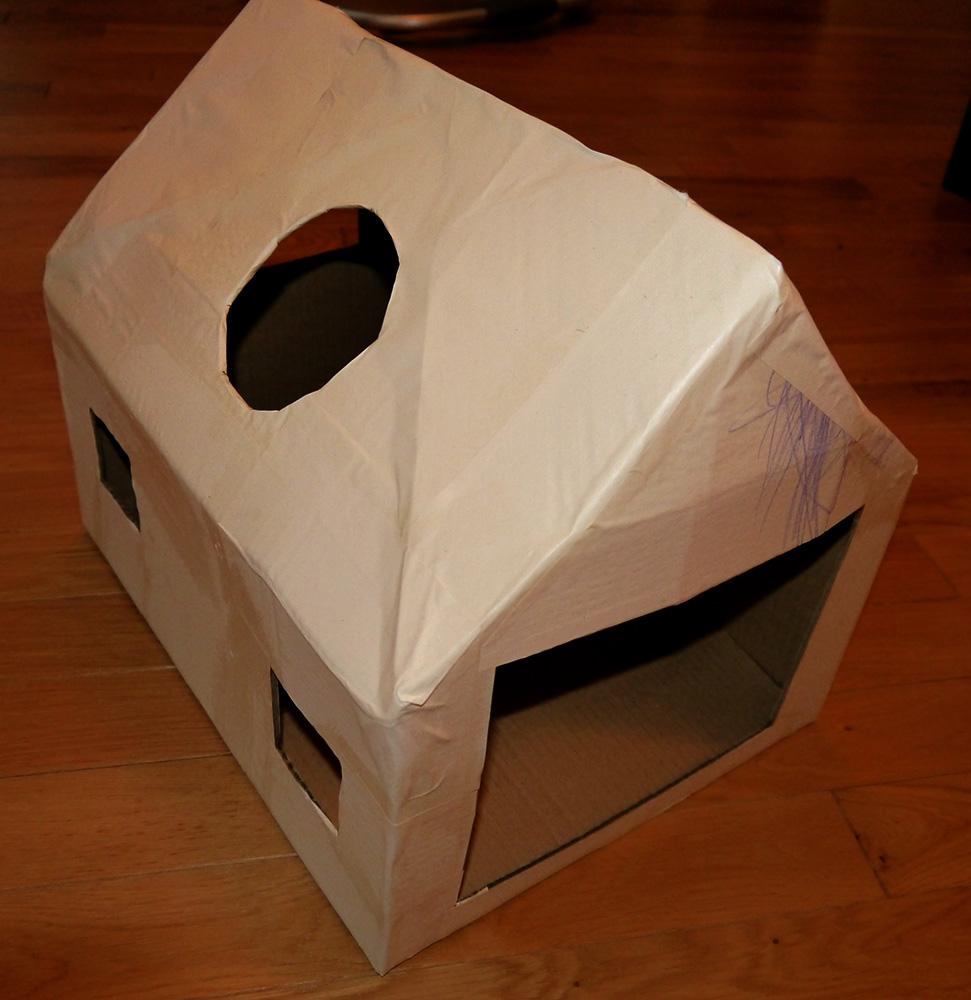 Fabriquer niche salle de bain - Fabriquer une niche pour chien pas cher ...