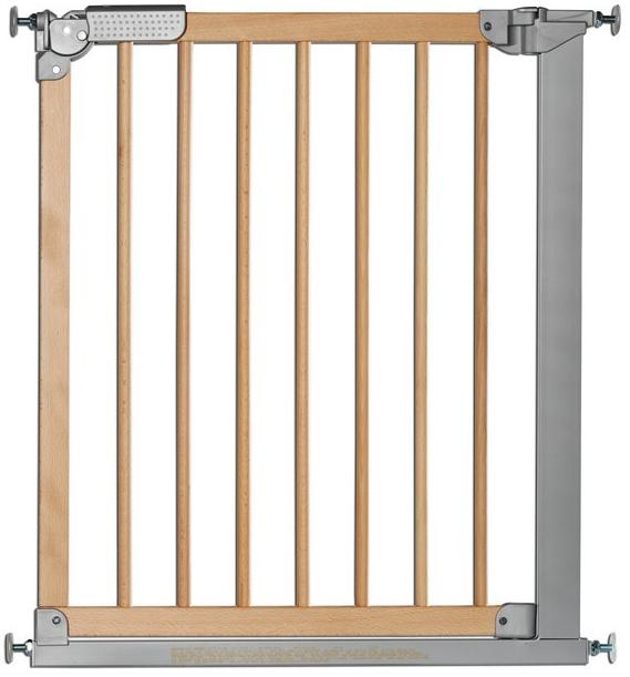 Barrière de sécurité bebe sécurité bois metal