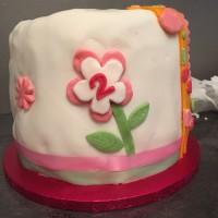 gâteau d'anniversaire pièce montée