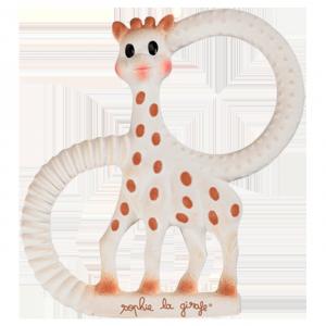 Sophie la girafe anneau