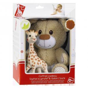 Sophie la girafe gabin