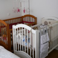 Literie pour bébé lit barreaux
