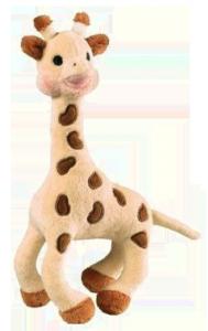 Sophie la girafe peluche