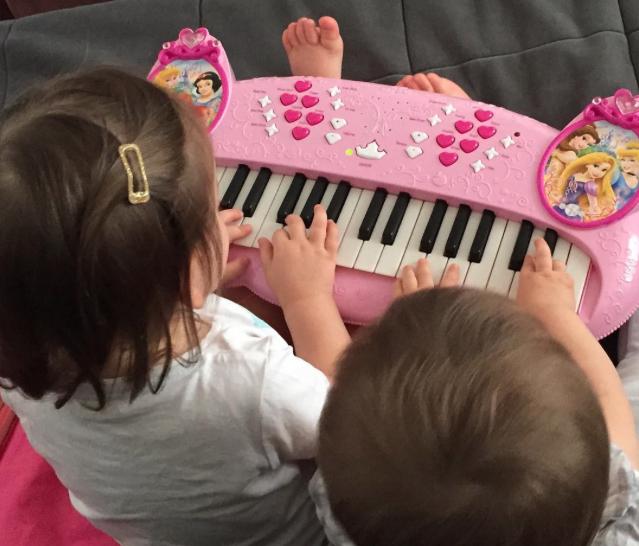 Piano Disney princesses