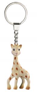 Sophie la girafe porte clé