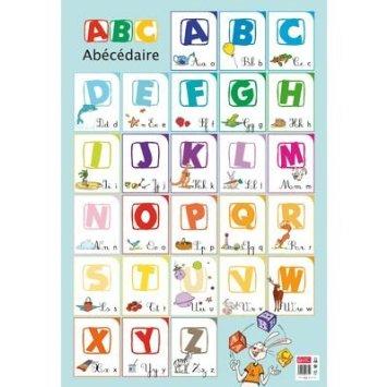 Cadeau pour 1er anniversaire poster éducatif