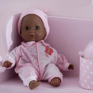 Cadeau pour 1er anniversaire poupée
