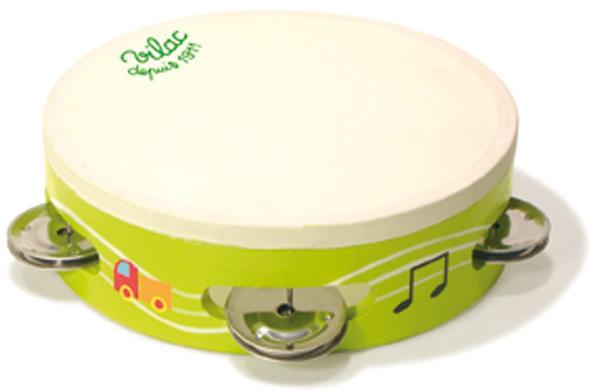 instrument musique tambourin