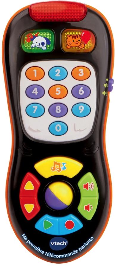 jouets musicaux telecommande vtech