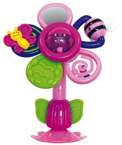 jouet ventouse fleur baby smile