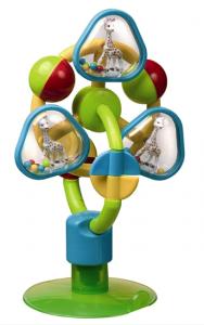jouet ventouse sophie la girafe