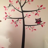 décoration chambre fille