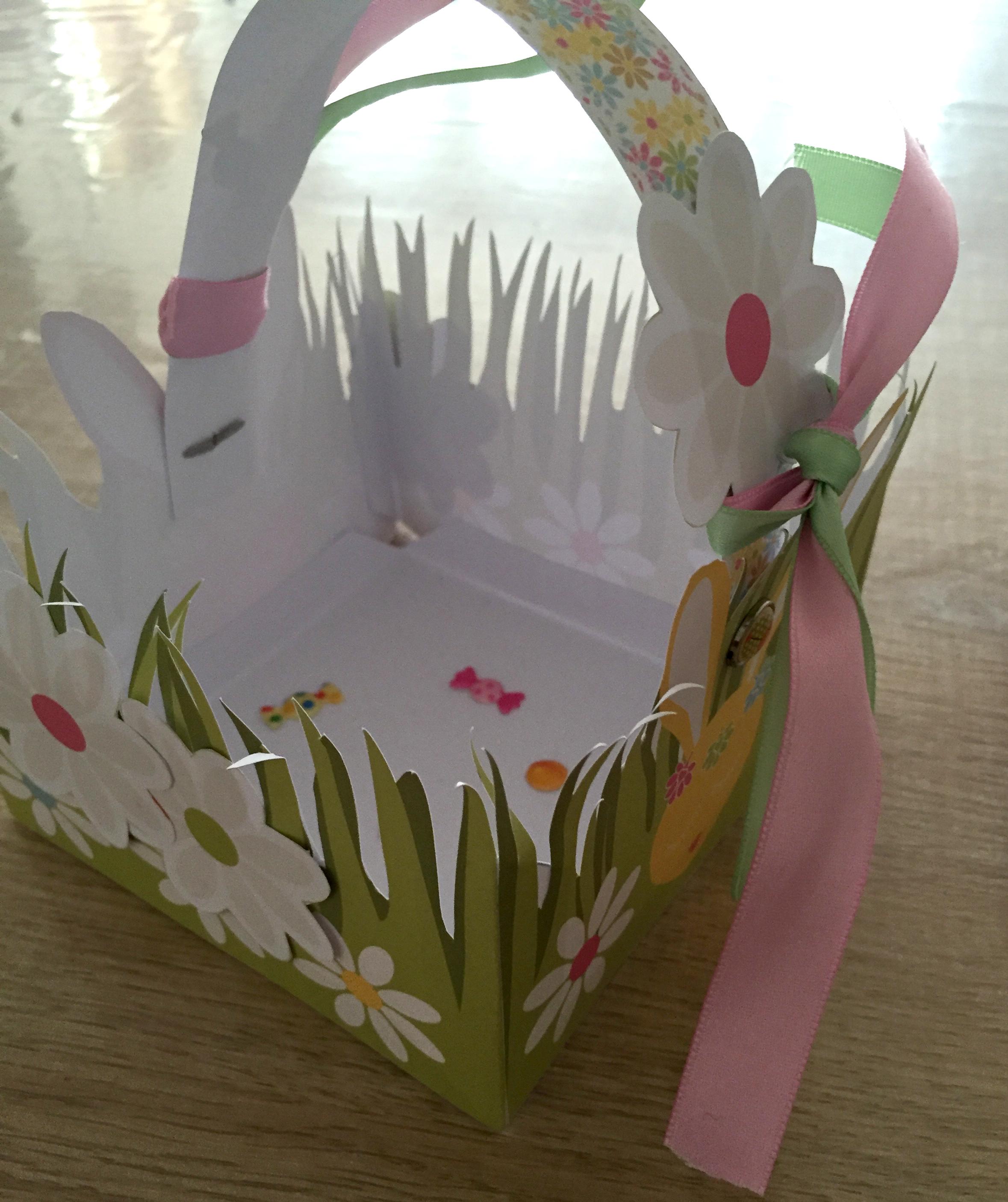[DIY] Panier pour Pâques