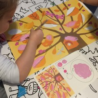 Djeco Découverte des couleurs peinture