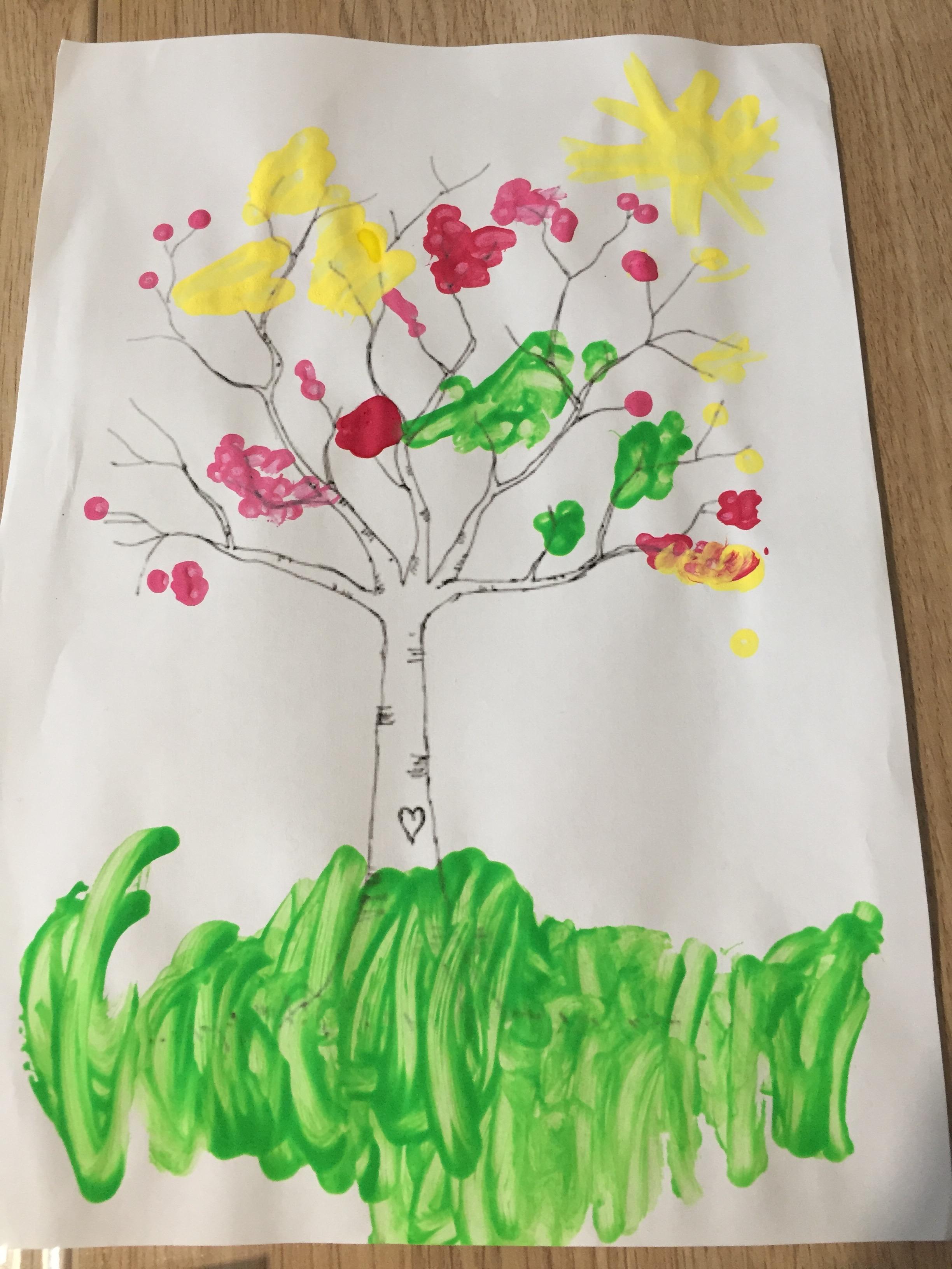 le printemps arbre