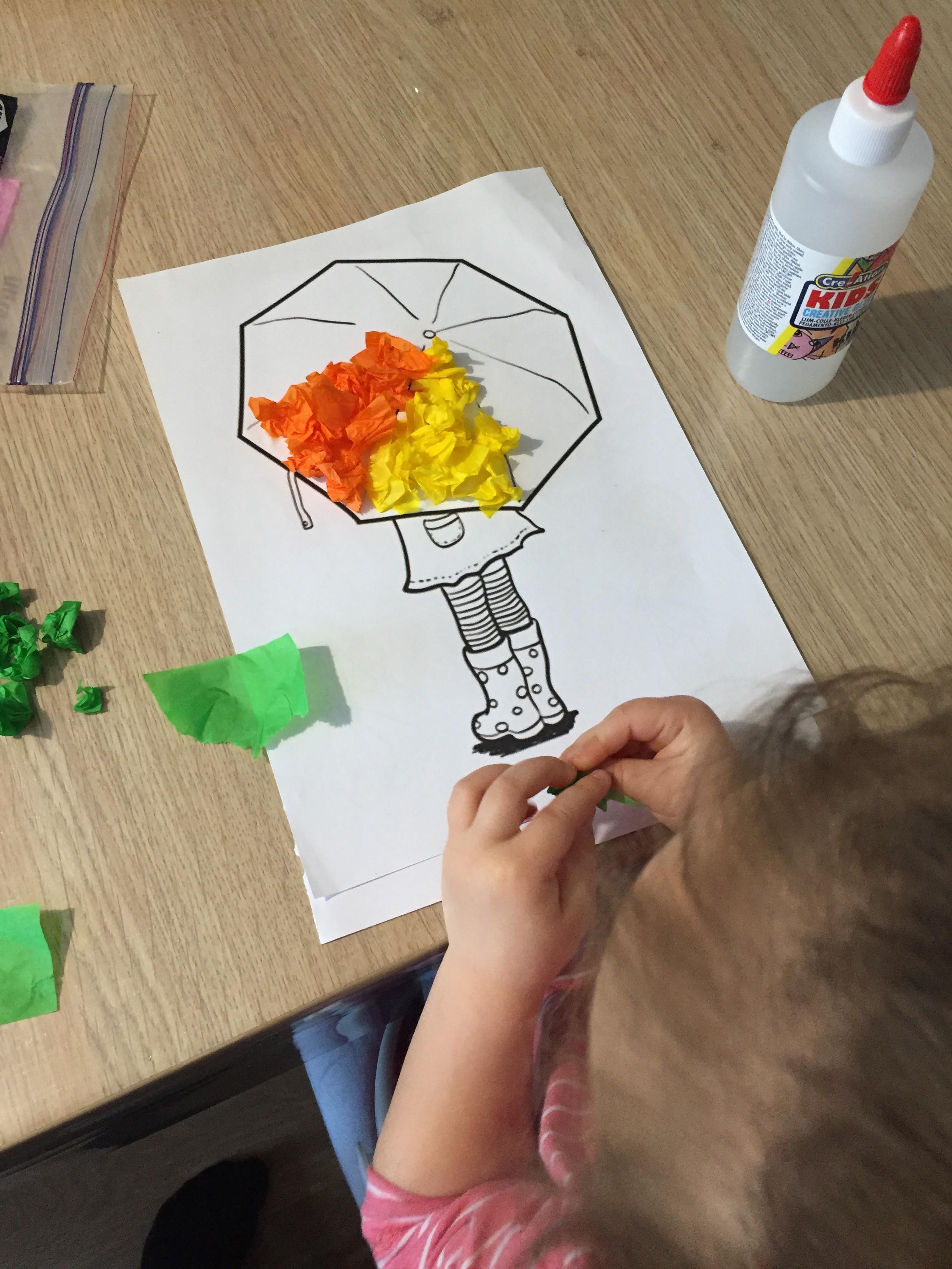 parapluie couleurs