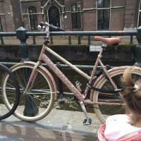 Vacances à Amsterdam vélos