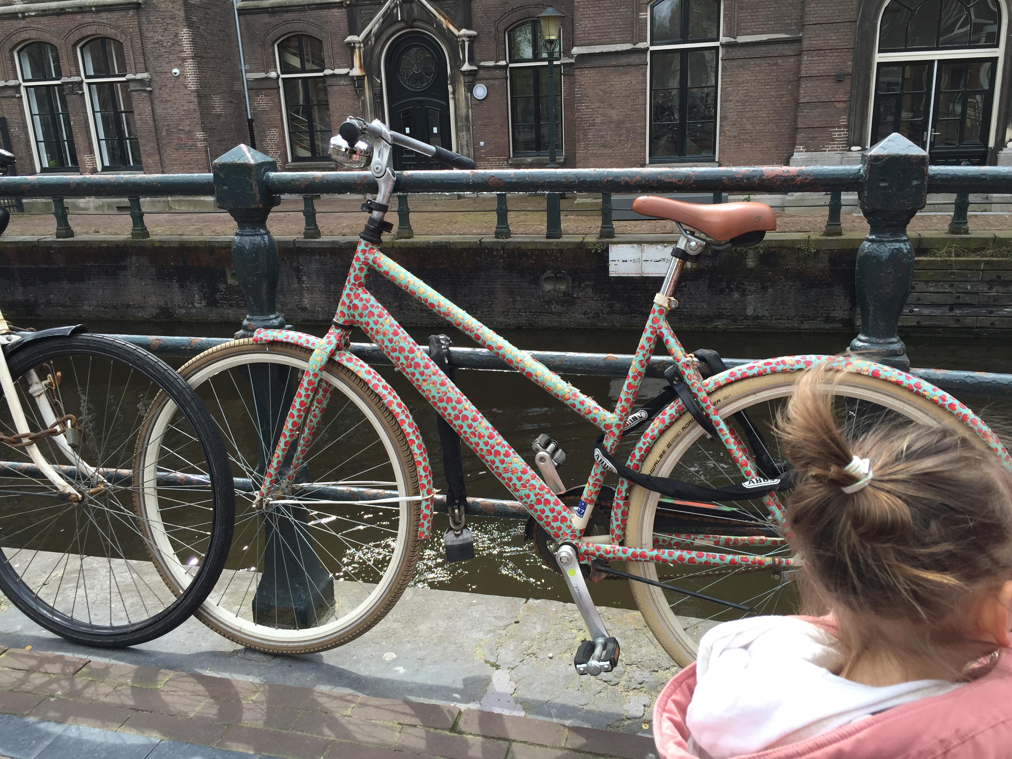 Vacances à Amsterdam