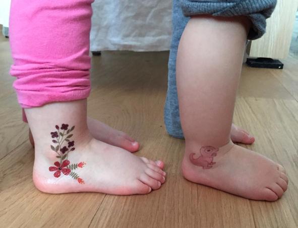 tatouage enfants