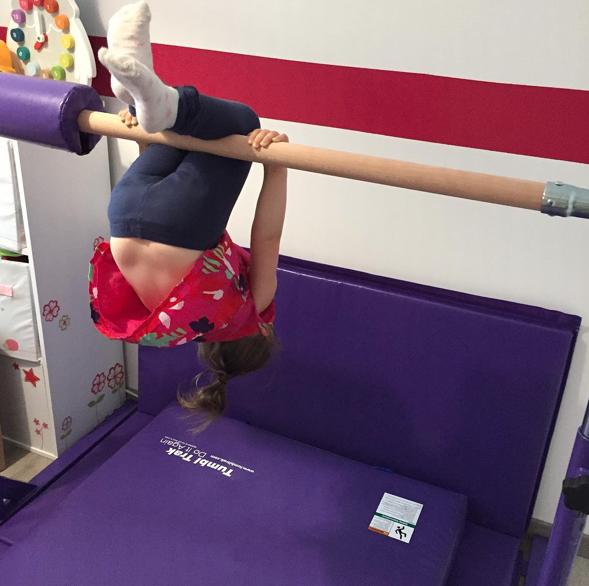Gymnastique enfant