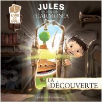 Kidexpo Jules et le monde d'Harmonia