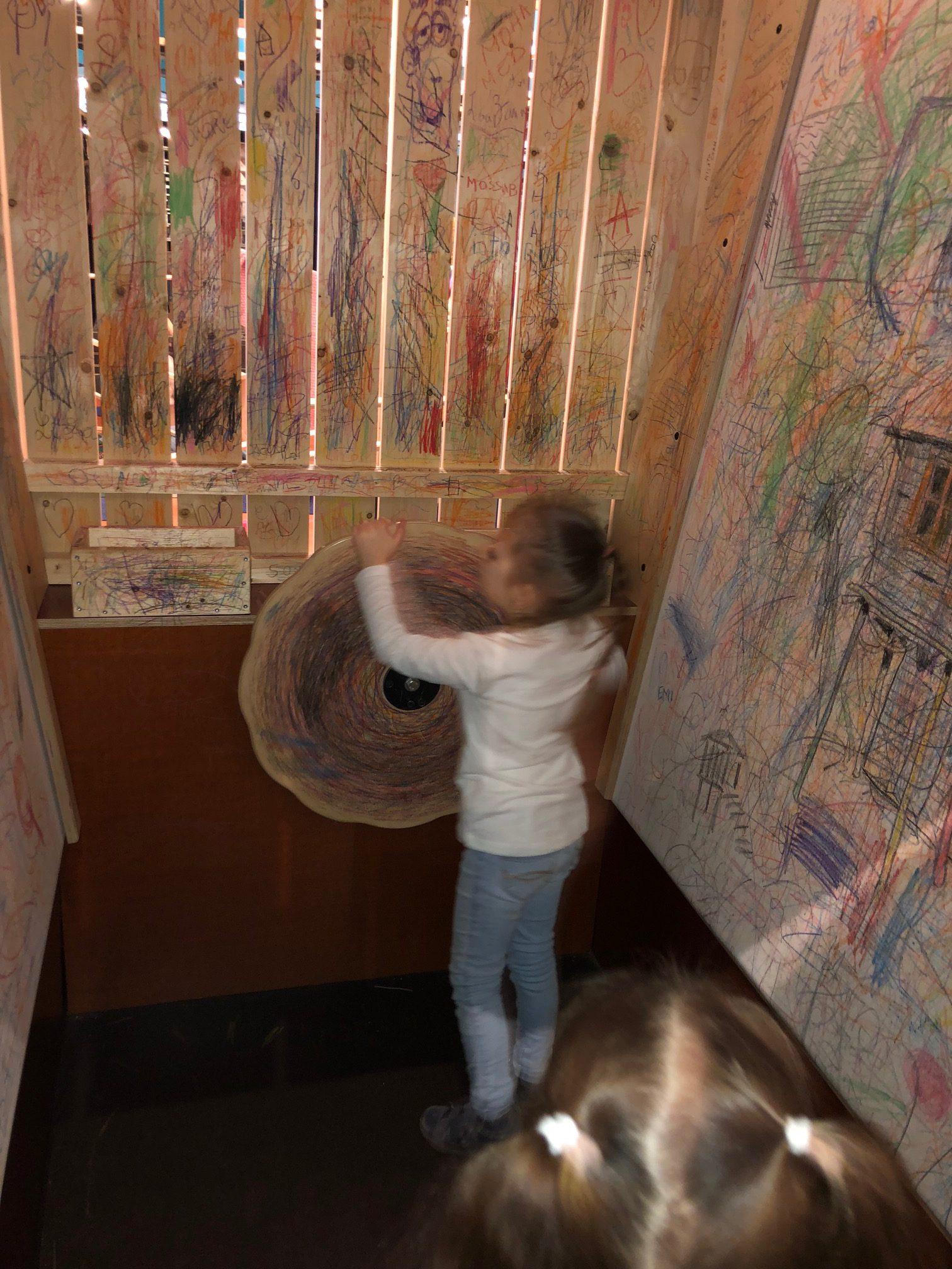 exposition cabanes sortie en famille