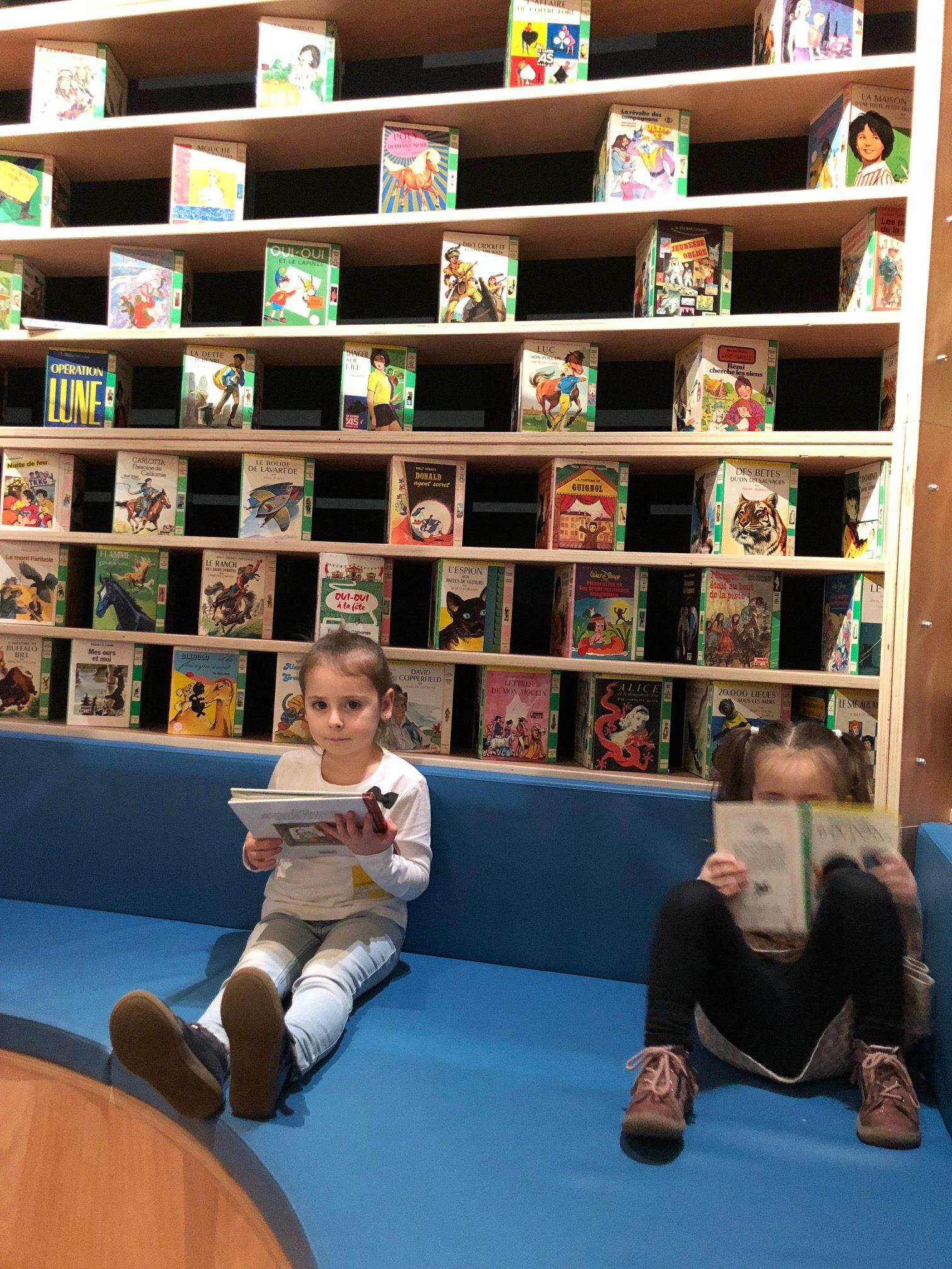 exposition cabanes cité des sciences pour les enfants