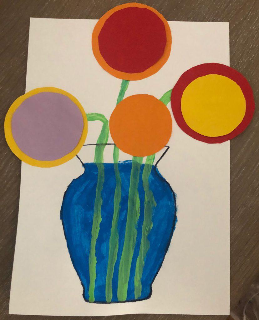 notre bouquet de fleurs