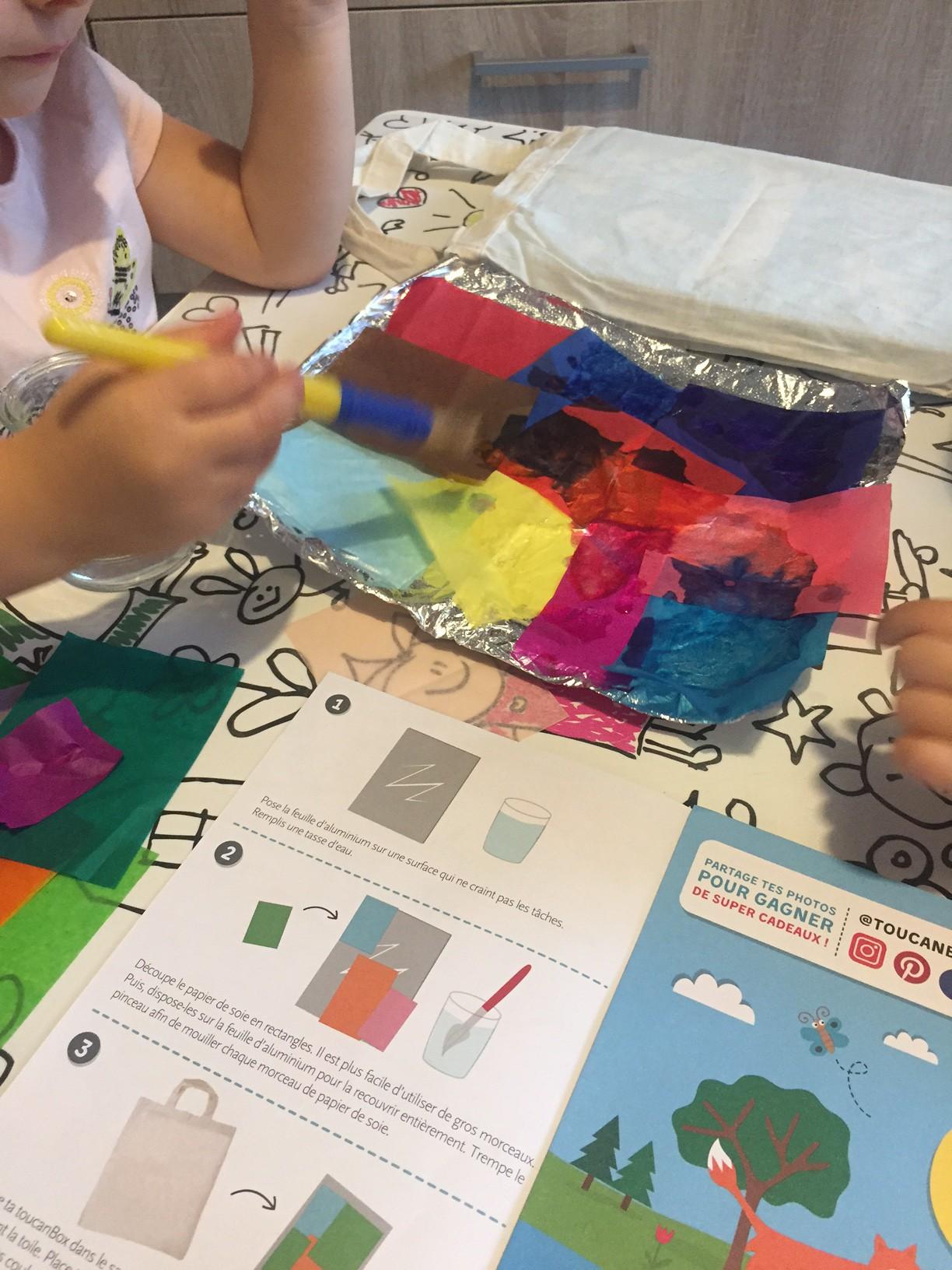 toucan box creative enfant