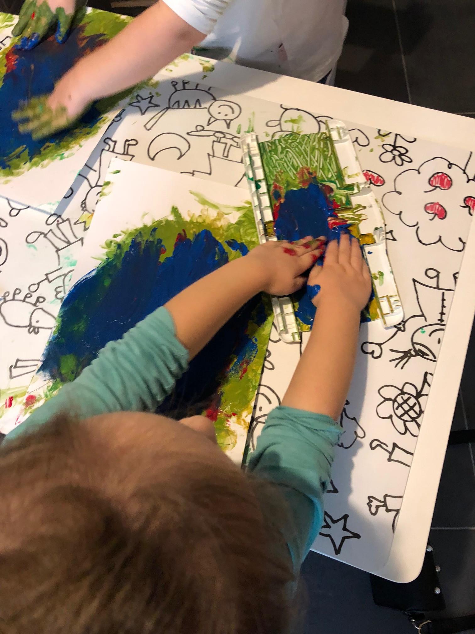 Le smarsitting nounou garde enfant montessori