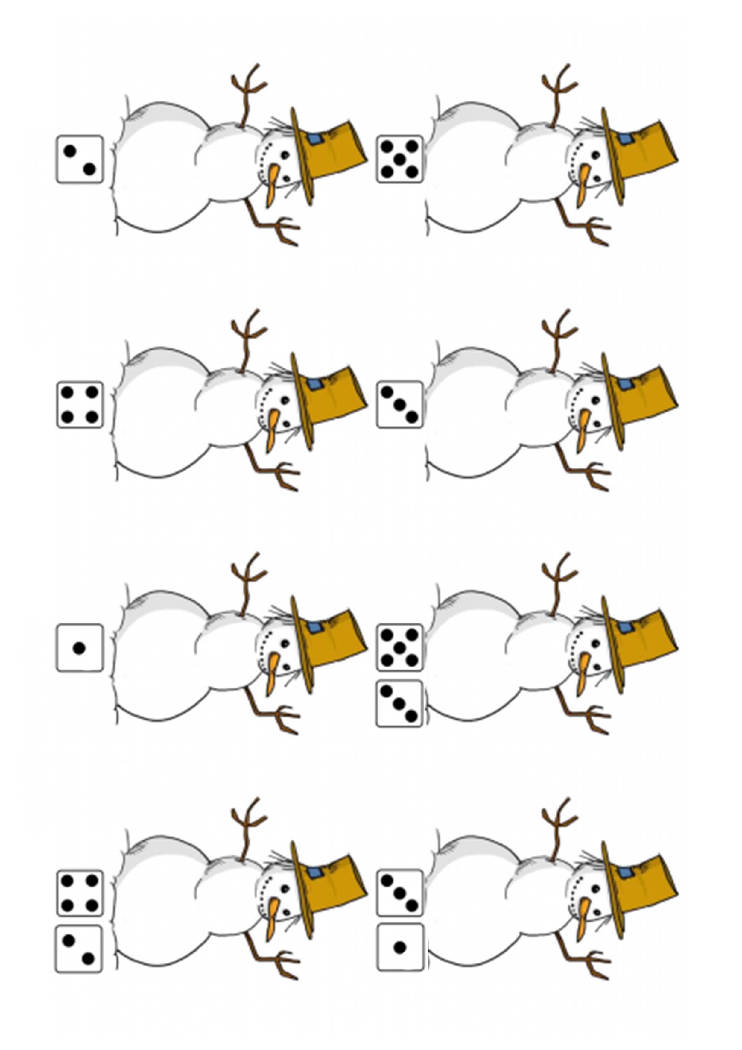 fiches pour les vacances hiver exercices ief mathématiques