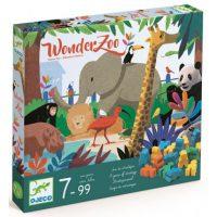 Wonder Zoo Djeco