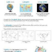 La terre géographie