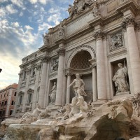 Italie avec les enfants fontaine vacances