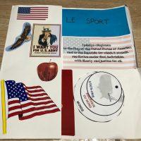 Lapbook USA états unis