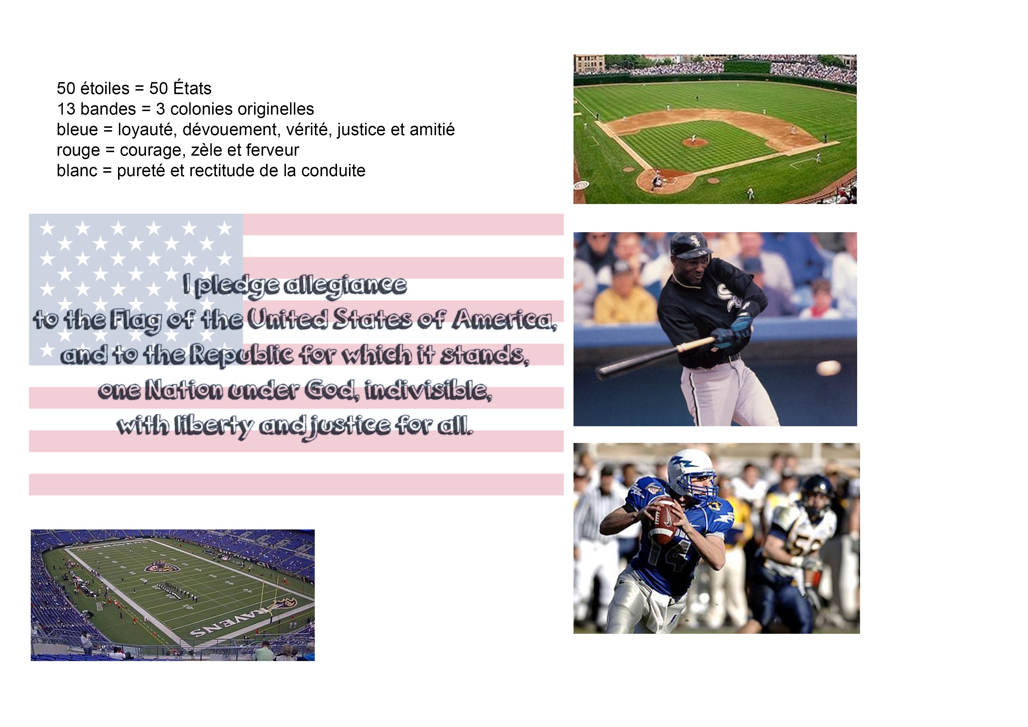 Lapbook USA ief sports