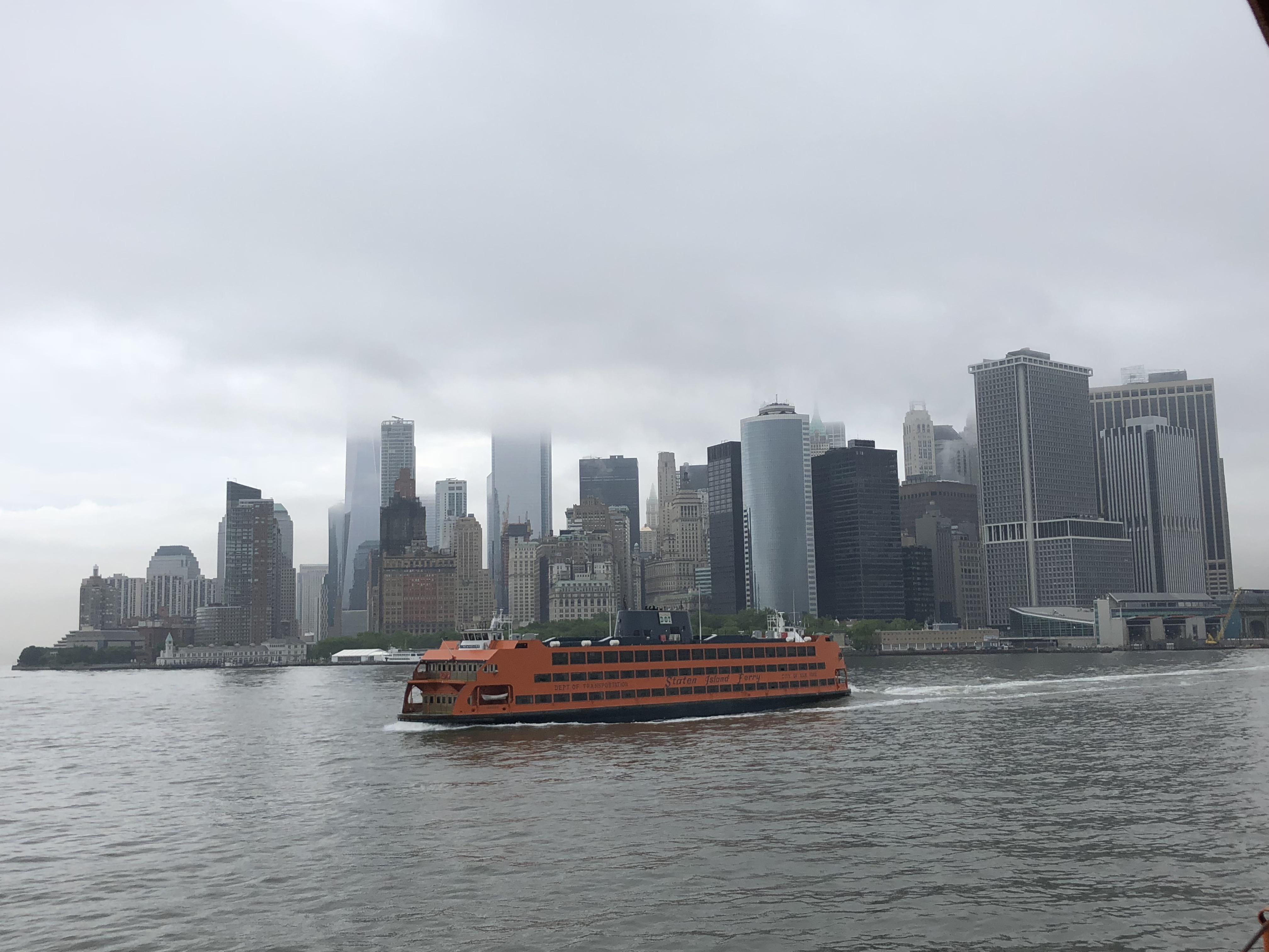 visiter new York avec les enfants