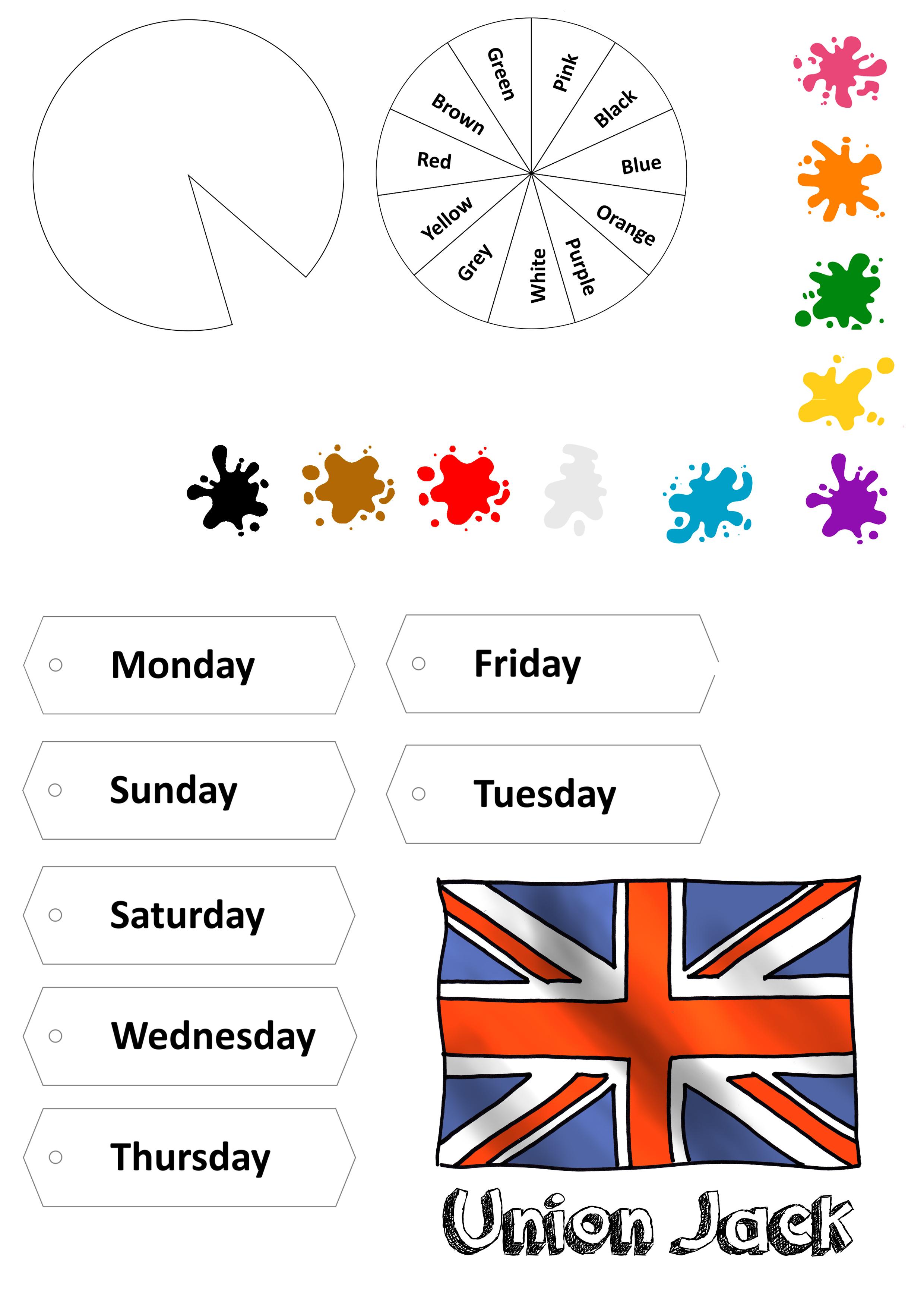 Lapbook royaume uni