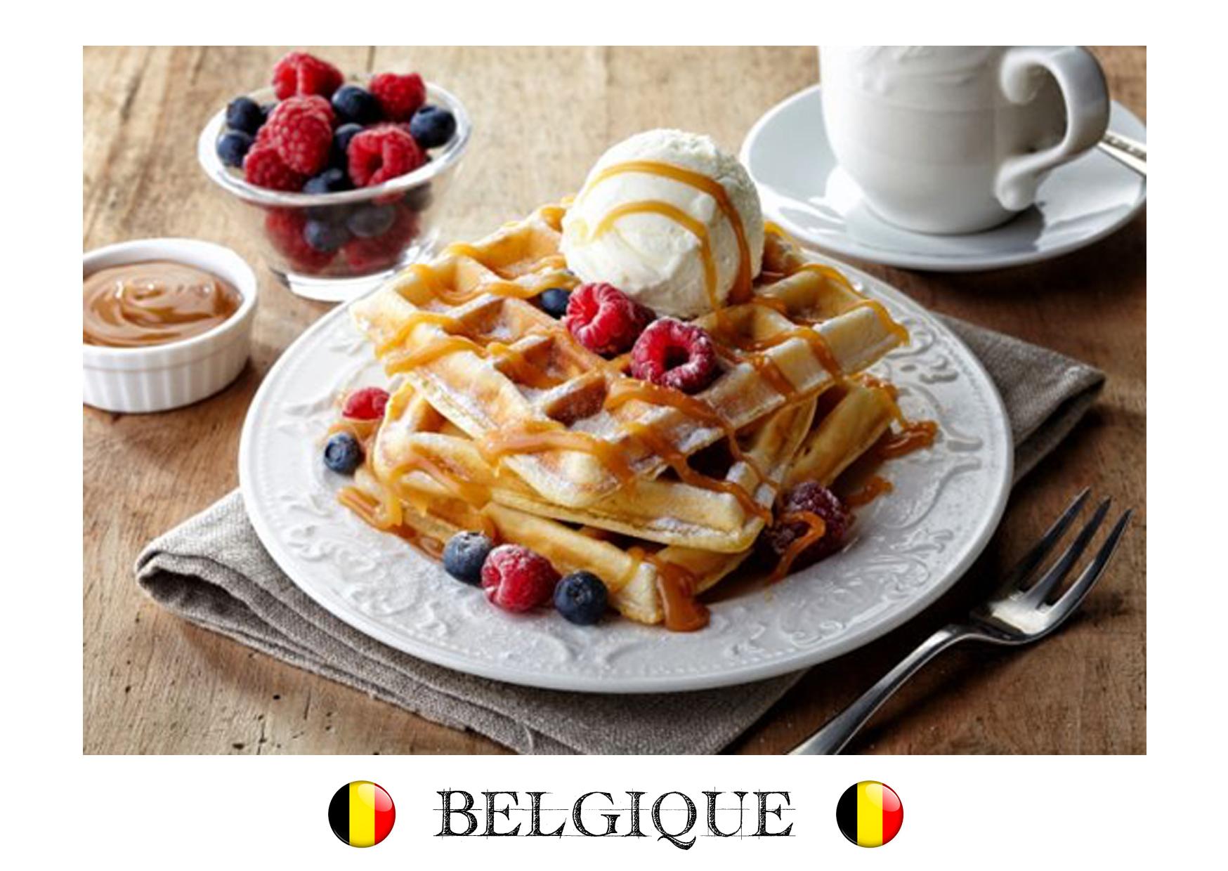 Isil elfe carte postale Belgique