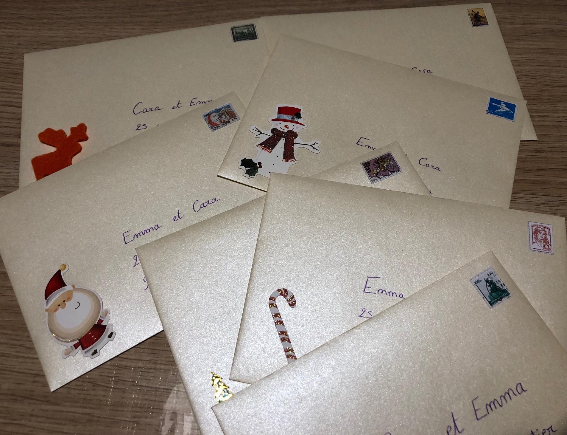 Isil cartes postales elfe