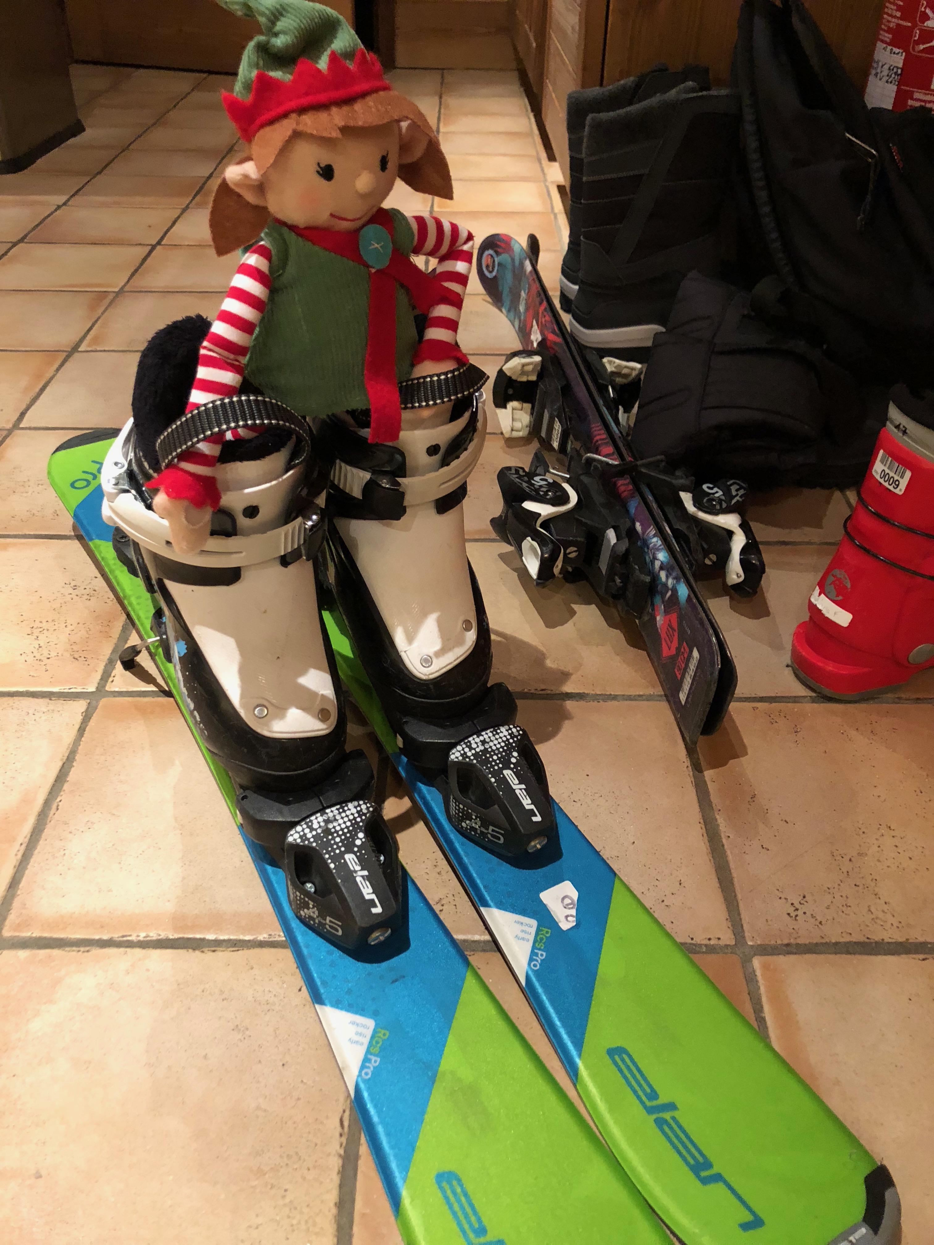 les farces du lutin ski