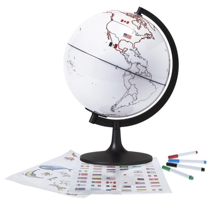 Globe montessori ief
