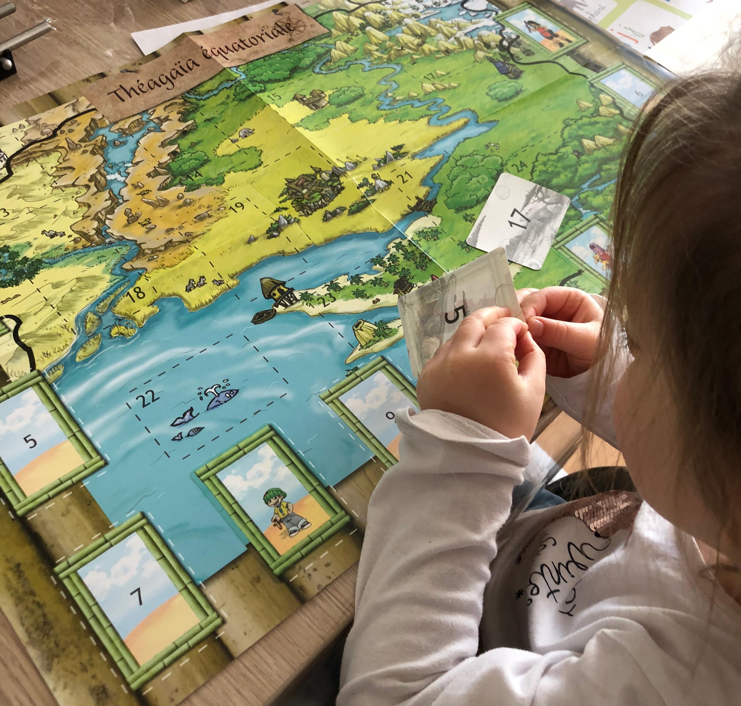 notre histoire avec Epopia carte du monde imaginaire