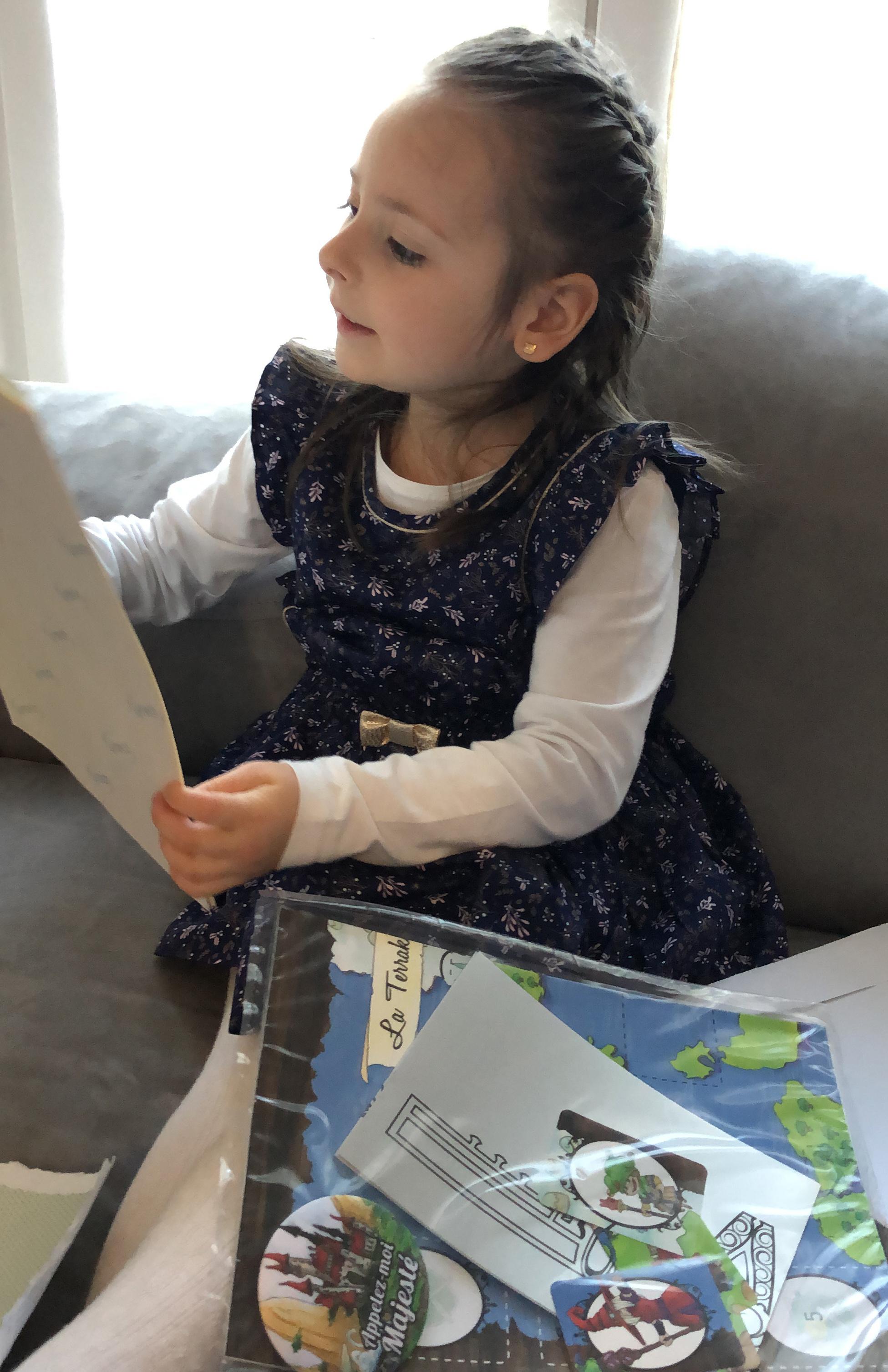 notre histoire avec Epopia lecture du courrier