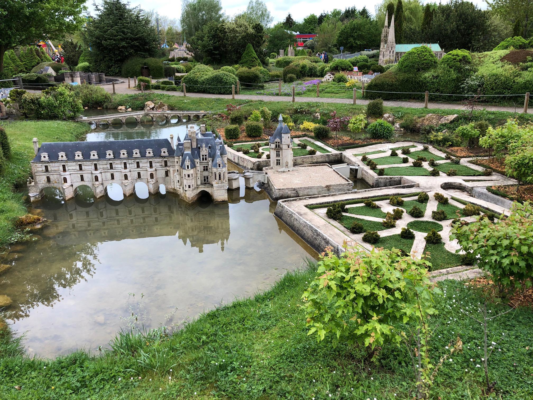 france miniature les châteaux