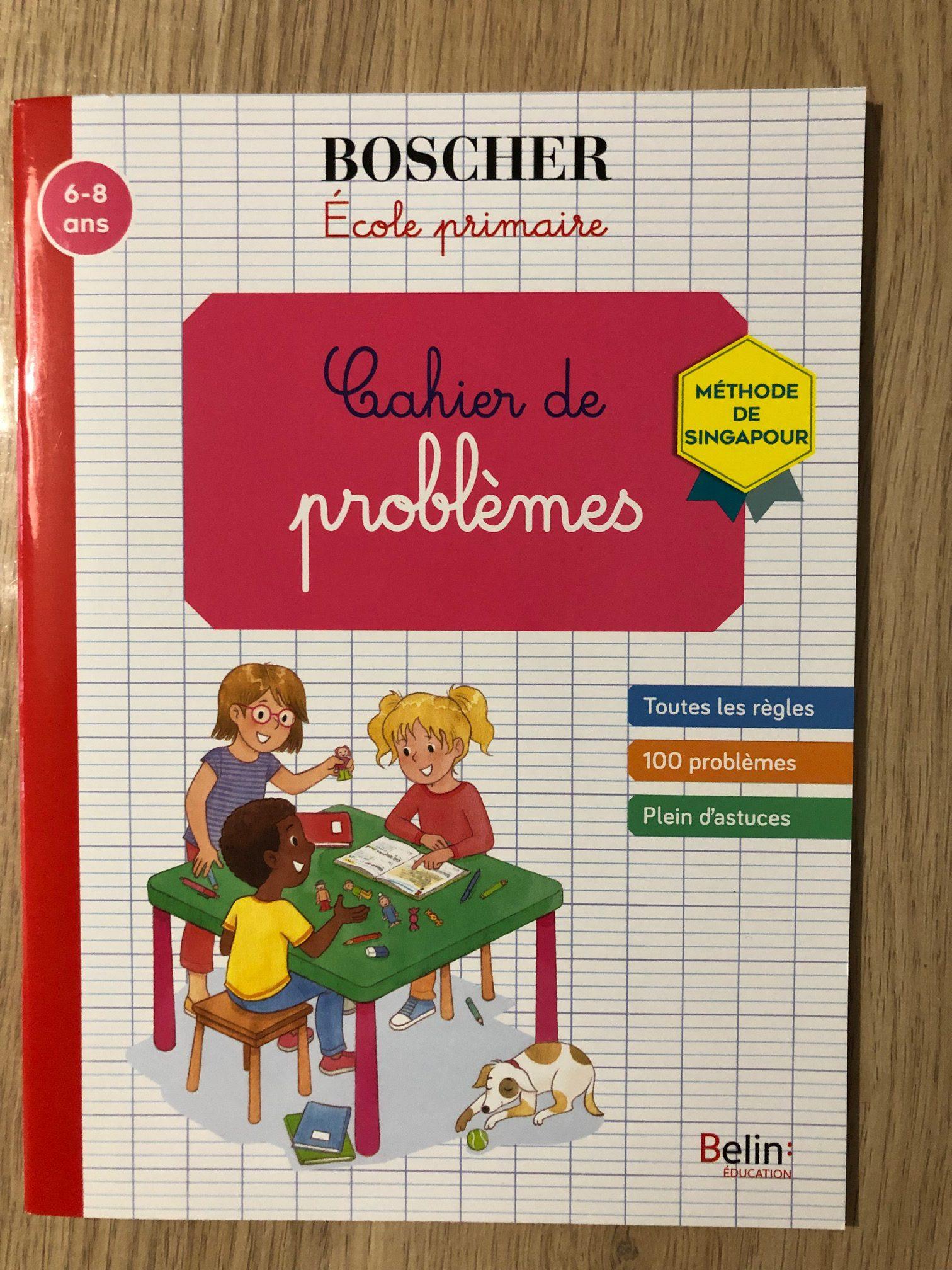 Les cahiers Boscher problèmes