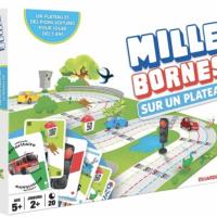 jeu plateau mille bornes