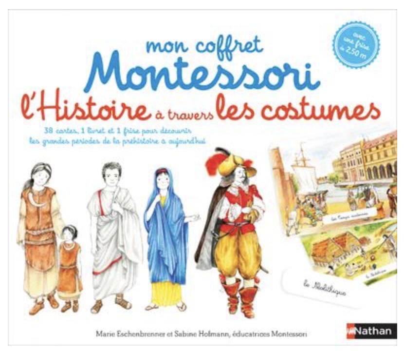 l'histoire à travers les costumes