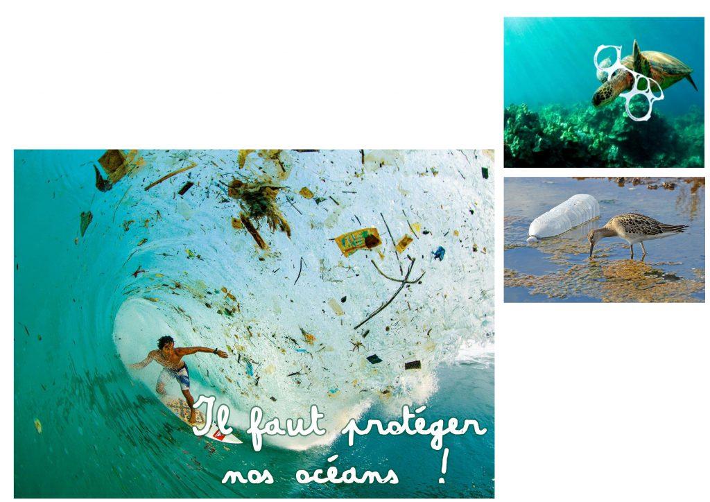 lapbook fichier création océans